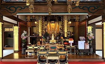 提携寺院実正寺