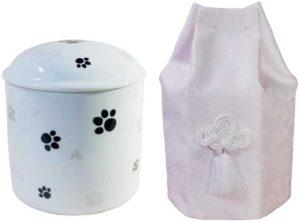 ペット骨壺、犬骨壺、猫骨壺