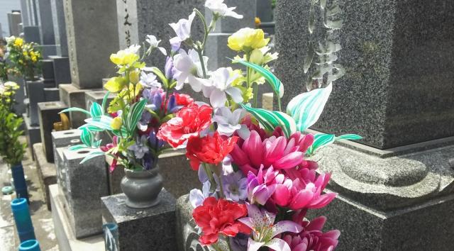 お墓、ペット霊園、ペット墓