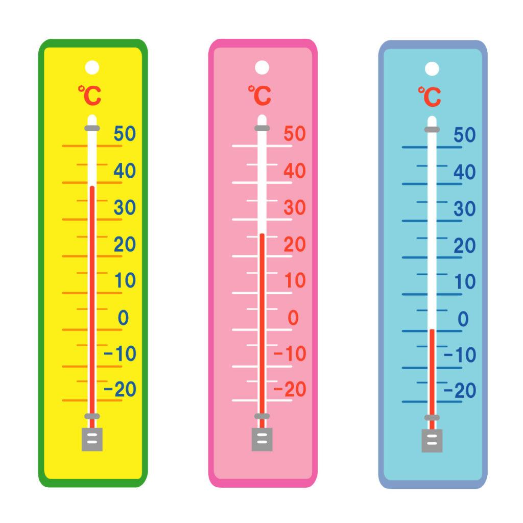 ペット安置温度