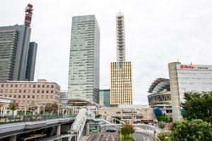 さいたま市、さいたま新都心